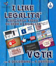 I like legalità - Logo